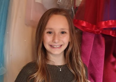 UK's National Junior Miss Derbyshire