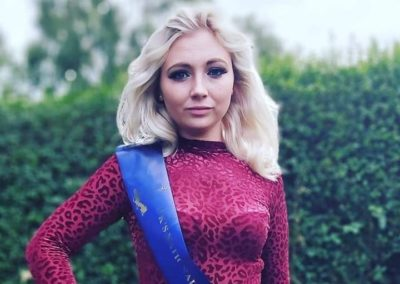 UK's National Miss Staffordshire