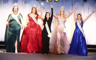 UK's National Miss 2021 – Finals, Crowning & Results!
